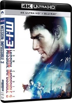 Mission: Impossible III (2006) Full Blu-Ray 4K 2160p UHD HDR 10Bits HEVC ITA DD 5.1 ENG TrueHD 5.1 MULTI