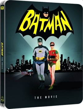 Batman (1966) FULL HD VU 1080p DTS+AC3 ITA DTS HD+AC3 ENG