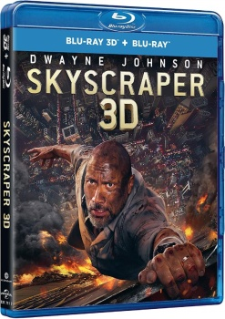 Skyscraper 3D (2018) Full Blu-Ray 3D 39Gb AVC\MVC ITA DD Plus 7.1 ENG Atmos/TrueHD 7.1 MULTI