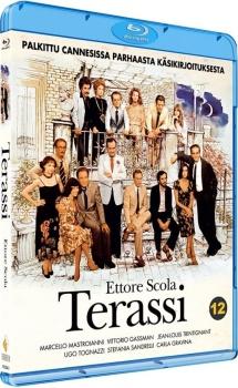 La terrazza (1980) .mkv HD 720p HEVC x265 AC3 ITA