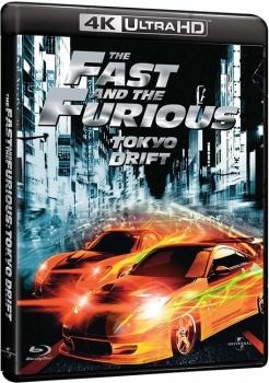 The Fast and the Furious: Tokyo Drift (2006) Full Blu-Ray 4K 2160p UHD HDR 10Bits HEVC ITA SPA DTS 5.1 ENG GER DTS:X/DTS-HD MA 7.1 MULTI