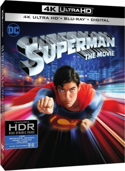 Superman - Il film (1978) Full Blu-Ray 4K 2160p UHD HDR 10Bits HEVC ITA DD 2.0 ENG Atmos/TrueHD 7.1 MULTI