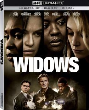 Widows - Eredità criminale (2018) Full Blu-Ray 4K 2160p UHD HDR 10Bits HEVC ITA DTS 5.1 ENG Atmos/TrueHD 7.1 MULTI