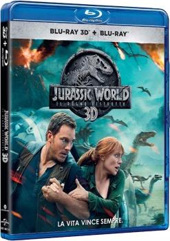 Jurassic World - Il regno distrutto 3D (2018) Full Blu-Ray 3D 43Gb AVC\MVC ITA DTS-HD 7.1 ENG DTS-HD MA 7.1 MULTI