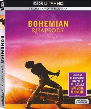 Bohemian Rhapsody (2018) Full Blu-Ray 4K 2160p UHD HDR 10Bits HEVC ITA DTS 5.1 ENG Atmos/TrueHD 7.1 MULTI