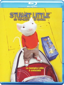 Stuart Little - Un topolino in gamba (1999) Full Blu-Ray 31Gb AVC ITA DD 5.1 ENG DTS-HD MA 5.1 MULTI