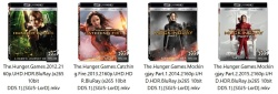The Hunger Games 2012 2160p UHD HDR BluRay (x265 10bit DD5 1) [SGJ5-LorD]