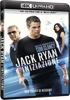 Jack Ryan - L'iniziazione (2014) Full Blu-Ray 4K 2160p UHD HDR 10Bits HEVC ITA DD 5.1 ENG DTS-HD MA 7.1 MULTI