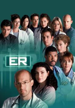 E.R. - Medici in prima linea - Stagioni 01-15 (19942009) [Completa] .avi DVDTVRip mp3 ITA