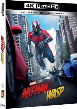 Ant-Man and the Wasp (2018) Full Blu-Ray 4K 2160p UHD HDR 10Bits HEVC ITA DD Plus 7.1 ENG Atmos/TrueHD 7.1 MULTI