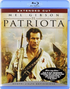 Il patriota (2000) [Extended Cut] BD-Untouched 1080p AVC PCM iTA AC3 iTA-ENG