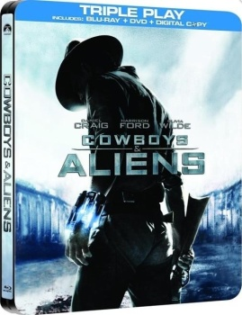 Cowboys & Aliens (2011) [Extended] BD-Untouched 1080p AVC DTS HD ENG AC3 iTA-ENG