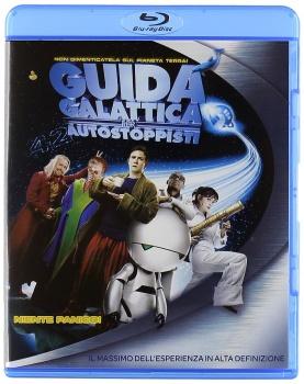 Guida galattica per autostoppisti (2005) .mkv HD 720p HEVC x265 DTS ITA AC3 ENG