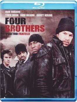 Four Brothers-Quattro Fratelli (2005) HD 720p x264 AC3 ENG ITA