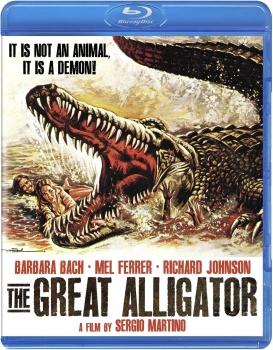 Il fiume del grande caimano (1979) Full Blu-Ray 20Gb AVC ITA GER DTS-HD MA 2.0 ENG DD 2.0