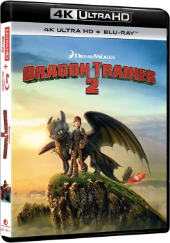 Dragon Trainer 2 (2014) Full Blu-Ray 4K 2160p UHD HDR 10Bits HEVC ITA DTS 5.1 ENG DTS:X/DTS-HD MA 7.1