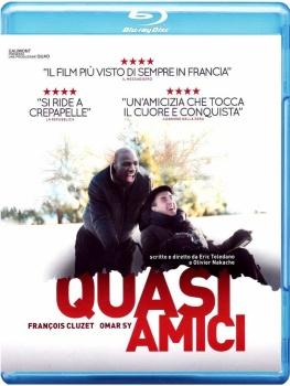 Quasi amici - Intouchables (2011) .mkv FullHD 1080p HEVC x265 AC3 ITA-FRE