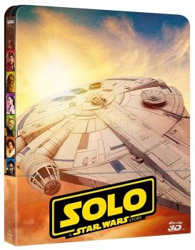 Solo: A Star Wars Story 3D (2018) Full Blu-Ray 3D 44Gb AVC\MVC ITA DD 5.1 ENG DTS-HD MA 7.1 MULTI