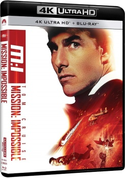Mission: Impossible (1996) Full Blu-Ray 4K 2160p UHD HDR 10Bits HEVC ITA DD 5.1 ENG TrueHD 5.1 MULTI