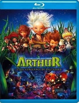Arthur e la vendetta di Maltazard (2009) BDRip 480p x264 AC3 ITA ENG