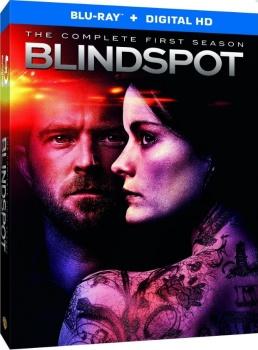 Blindspot - Stagione 1 (2015) [4-Blu-Ray] Full Blu-Ray 160Gb AVC ITA DD 2.0 ENG DTS-HD MA 5.1 MULTI