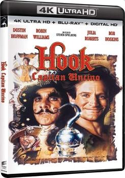 Hook - Capitan Uncino (1991) Full Blu-Ray 4K 2160p UHD HDR 10Bits HEVC ITA DTS-HD MA 5.1 ENG Atmos/TrueHD 7.1 MULTI