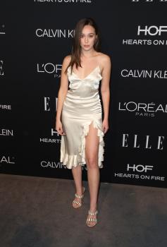 Alycia Debnam-Carey - Elle Women in Hollywood, Los Angeles October 15 2018 PoFpe0ot_t