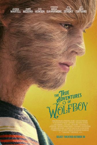 The True Adventures of Wolfboy 2020 HDRip XviD AC3-EVO