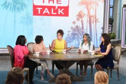 Ashley Graham - The Talk: June 19th 2018