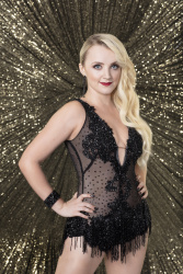 Evanna Lynch - Dancing with the Stars: Season 27 Promotional Photos