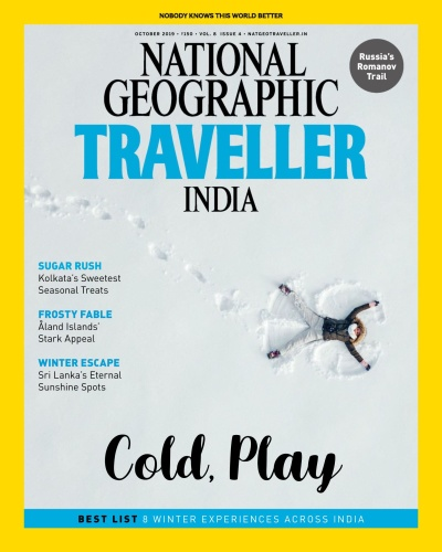 National Geographic Traveller India - October (2019)