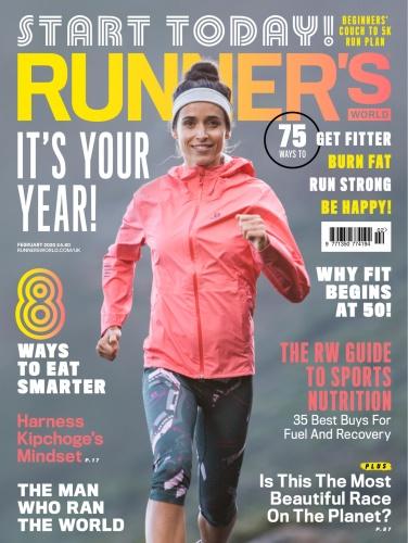 Runner ' s World UK - February (2020)