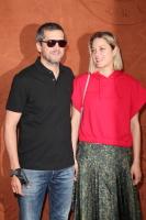 Marion Cotillard   -                                 French Open Roland Garros Paris June 10th 2018.