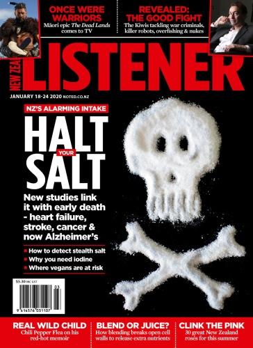 New Zealand Listener 01 18 (2020)