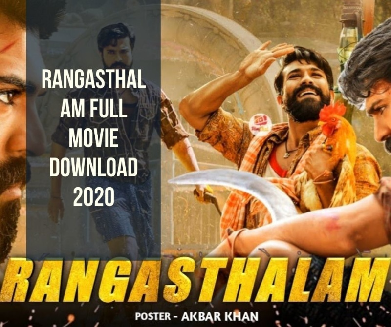 Rangasthalam full movie download in hindi dubbed