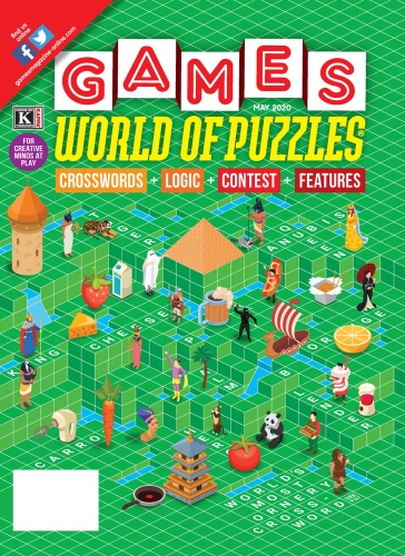 ZjlJ6q62 t - Games World of Puzzles - May (2020)