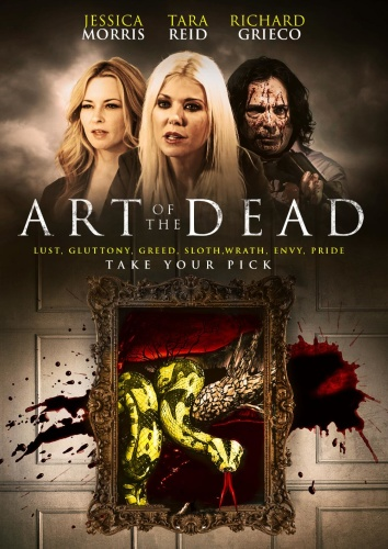 Art of the Dead 2019 1080p AMZN WEB-WEB-Rip DDP5 1 HEVC-DDR