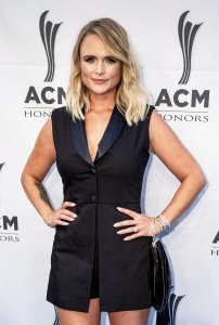 Miranda Lambert -         13th Annual ACM Honors Ryman Auditorium Nashville August 21st 2019.