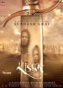 Kisna The Warrior Poet 2005 WebRip Hindi 720p x264 AAC - mkvCinemas