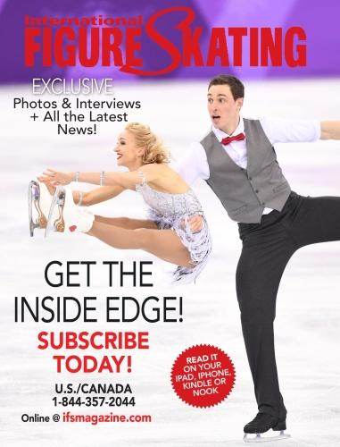 International Figure Skating - April-May (2020)
