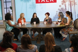 Mandy Moore - The Talk: August 1st 2018
