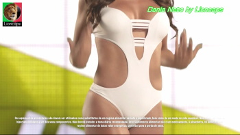 Dania Neto super sensual