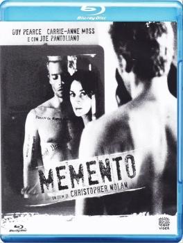 Memento (2000) Full Blu-Ray 32Gb MPEG-2 ITA ENG DTS-HD High-Res 5.1