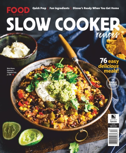 Food to Love Special Edition - Slow Cooker (2019)