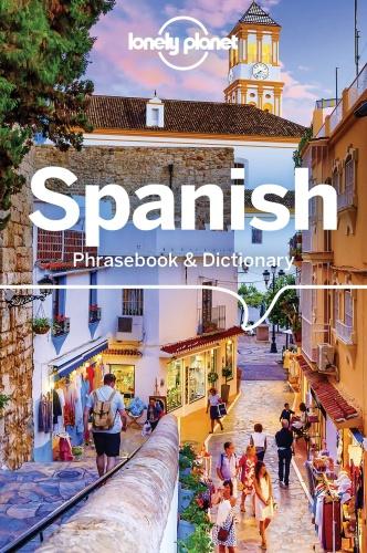 Spanish Phrasebook & Dictionary  Lonely Planet Phrasebook