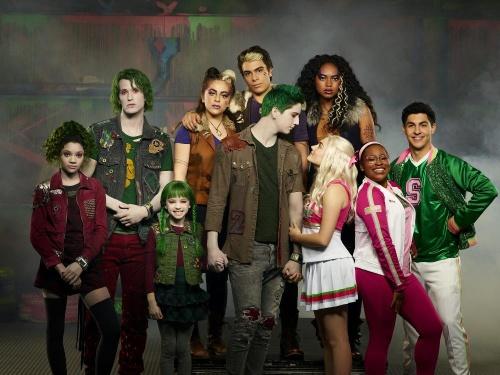 Zombies 2 (2020) Disney 720p HDTV X264 Solar
