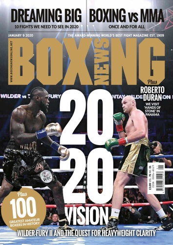 Boxing News - 9 January (2020)