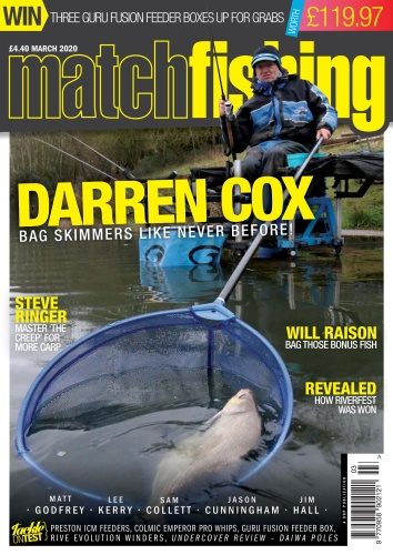 Match Fishing - March (2020)