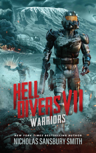 Hell Divers VII Warriors by Nicholas Sansbury Smith