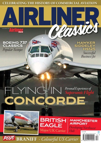 Airliner Classics - July (2012)